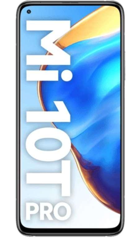 Xiaomi Mi 10T Pro (+ 4,85€) inkl. Mobilcom-Debitel Vodafone Allnet-Flat mit 3GB LTE für 17,99€ mtl.