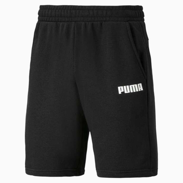 Puma Essentials Herren Bermuda-Sweatshorts in 4 Farben für je 13,61€ inkl. Versand (statt 23€)