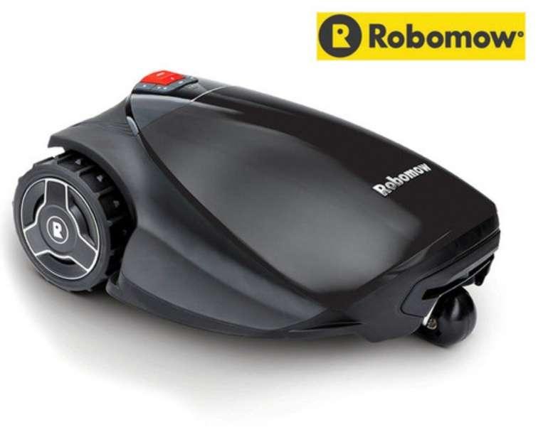 Robomow Mähroboter RC304U (Black Edition) für bis zu 1000 m² nur 608,90€ (statt 719€)