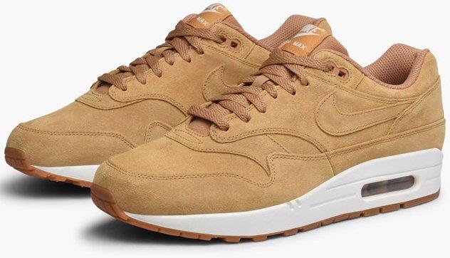 Nike Air Max 1 Leather Premium Sneaker (Gr: 40 - 42) für 70€ (statt 96€)