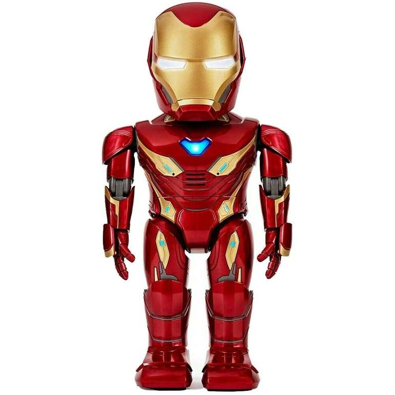 Ubtech programmierbarer Iron Man Roboter für 179,90€ inkl. Versand (statt 205€)