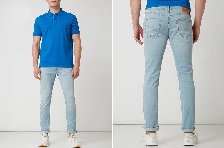 Levi's 511 Slim Cuba Acere Cool - Slim Fit Jeans mit Stretch-Anteil 2