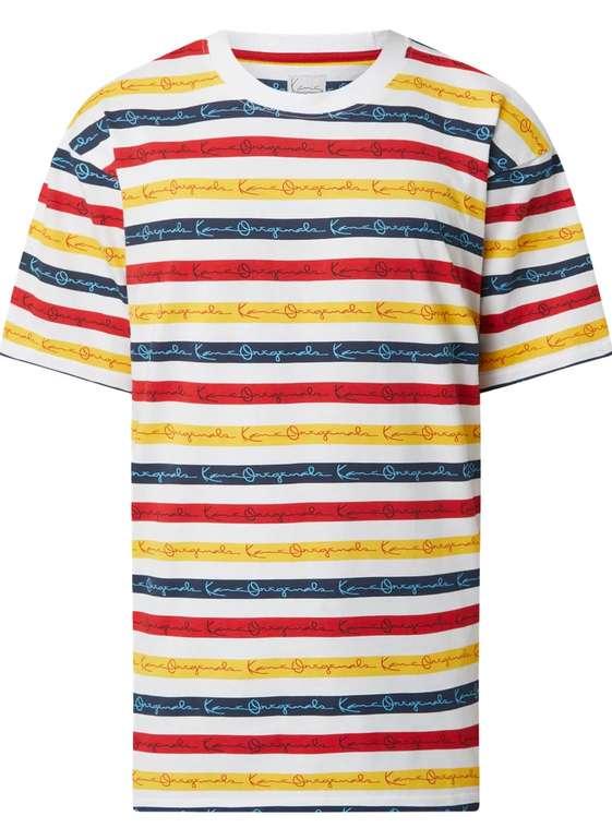 Karl Kani T-Shirt mit Logo-Muster für 9,99€inkl. Versand (statt 25€)