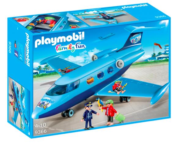 Playmobil FunPark-Ferienflieger (9366) für 23,94€ inkl. Versand (statt 39€)