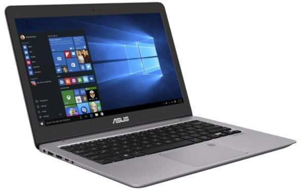 "Asus Zenbook UX310UA-FC976T – 13,3"" Full HD Notebook (i5, 256GB SSD) für 749€"