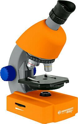 Bresser Junior Durchlichtmikroskop 40x-640x für 22,50€ (statt 30€)