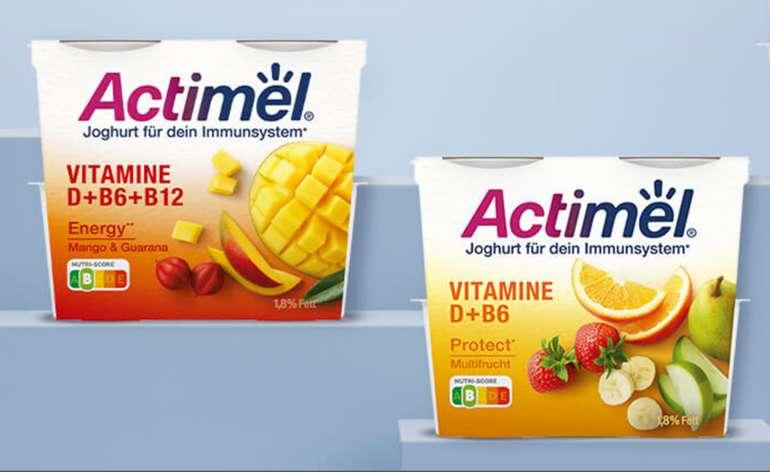 Gratis Testen: Actimel Joghurt fürs Immunsystem (GZG)
