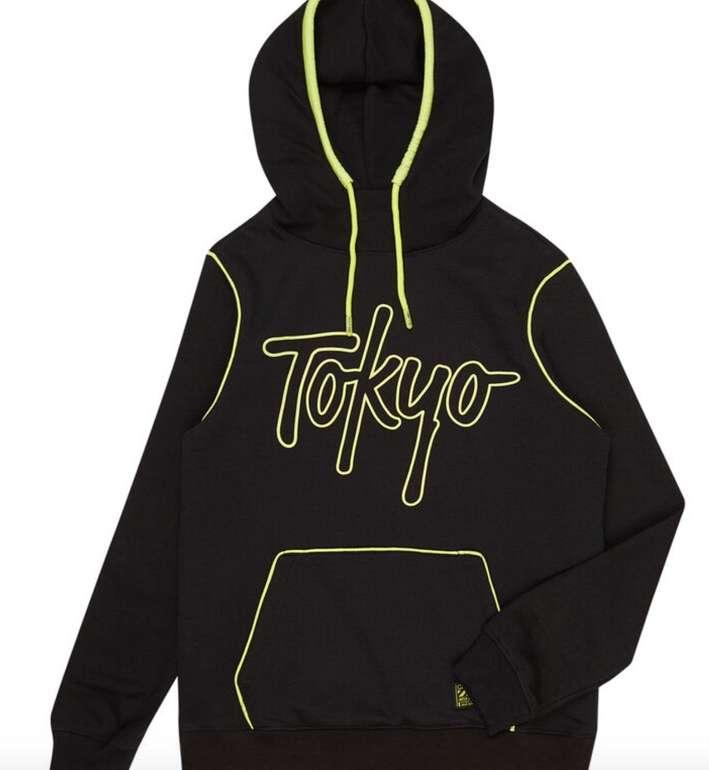 Takko: 30% Rabatt auf alle reduzierten Langarm Produkte - z.B. Tokyo Herren Hoodie für 10,49€ (statt 20€)