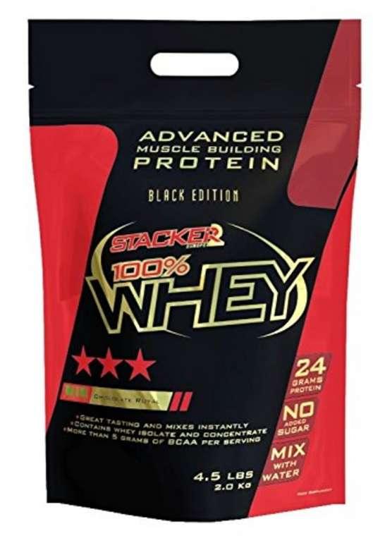 Vitafy: mit bis zu 50% Rabatt auf viele Produkte, z.B. 100% Whey (2000g) für 19€ (statt 38€)