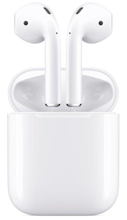 Apple AirPods 2. Generation für 129,60€ inkl. Versand (statt 142€)