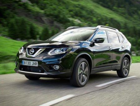 Privat + Gewerbe: Nissan X-Trail 1.6 DIG-T Acenta 7-Sitzer für 159€ mtl. leasen