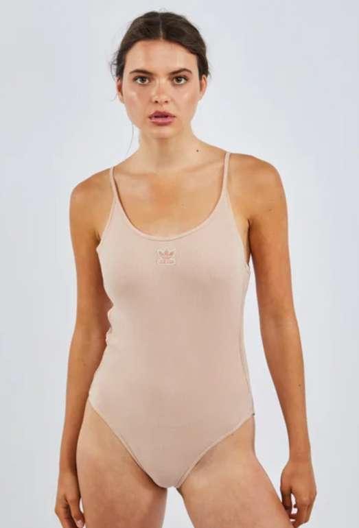 adidas Trend Pack Damen Bodysuits in Beige für 29,99€inkl. Versand (statt 38€)