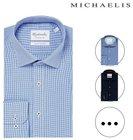 Michaelis bügelfreie Baumwollhemden je 24,95€ zzgl. VSK