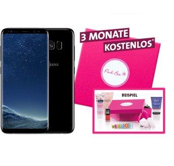 Samsung Smart Start - z.B. Galaxy S8 + Pink Box + 4GB LTE & Allnet zu 29,99€ mtl