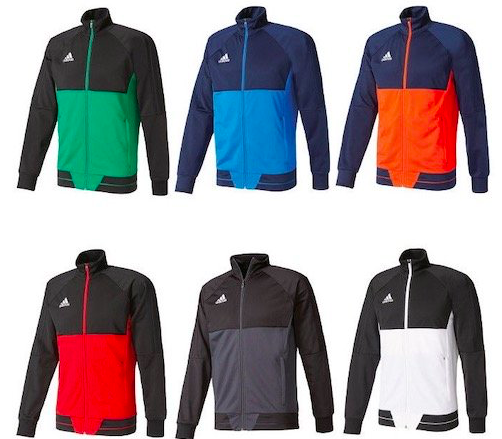 "Hot! Adidas Performance ""Tiro 17"" Herren-Trainingsjacke für 15,36€ inkl. Versand"