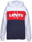 Bis -65% auf Levi's Jeanswear und Mode für Damen und Herren, z.B. Hoodie 36,99€