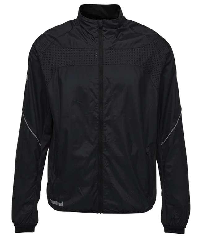 hummel Reflector Tech Herren Jacke in schwarz für 20,14€inkl. Versand (statt 44€)