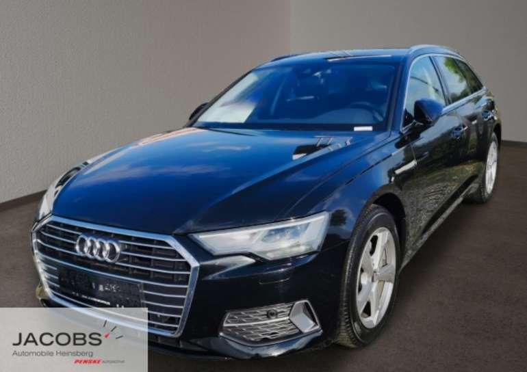 Privatleasing: Audi A6 Avant mit 204 PS (Gebraucht) für 329,00 € mtl. (LF: 0,49)