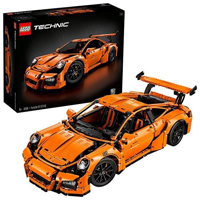 Lego Technic 42056 Porsche 911 GT3 RS für 175,31€ inkl. Versand (statt 220€)