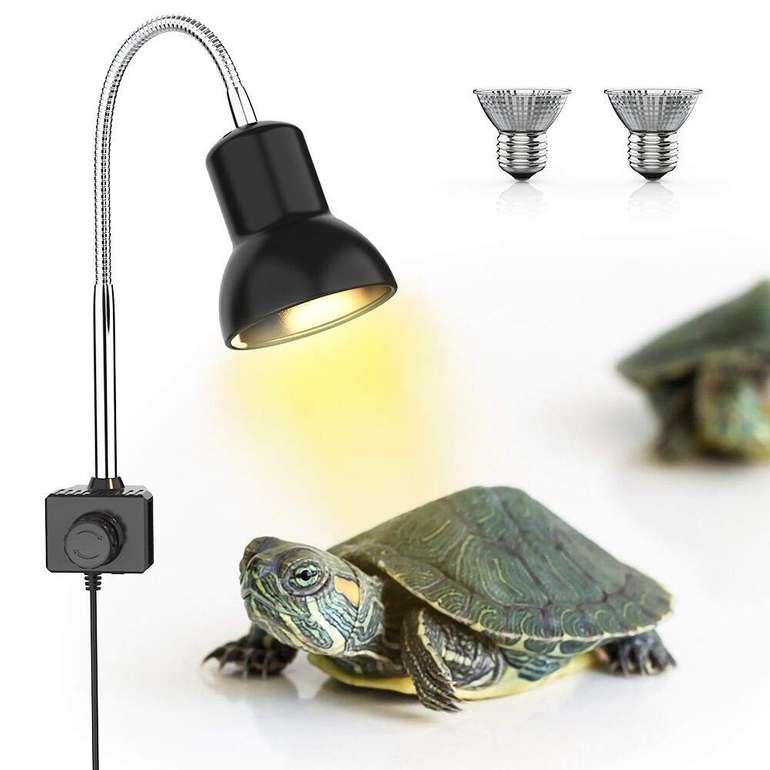 Dadypet Wärmelampe für Reptilien & Schildkröten für 15,50€ (Prime)