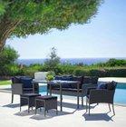 Gartengarnitur Kerstin inkl. Tisch für 323,30€ inkl. Versand (statt 420€)