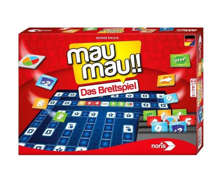 Noris - Mau Mau! Das Brettspiel für 7,35€ (Prime)