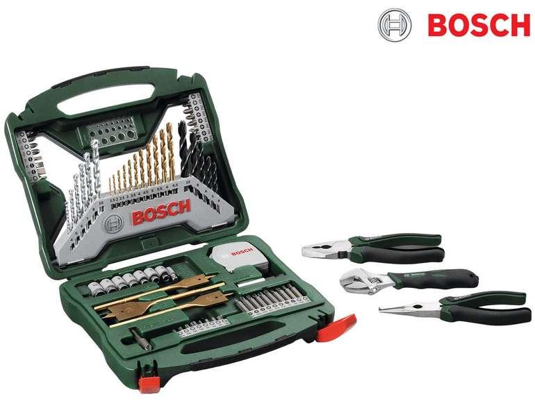 Bosch X-Line Zubehörbox 70-teilig mit Zangen für 25,90€ inkl. Versand (statt 47€)