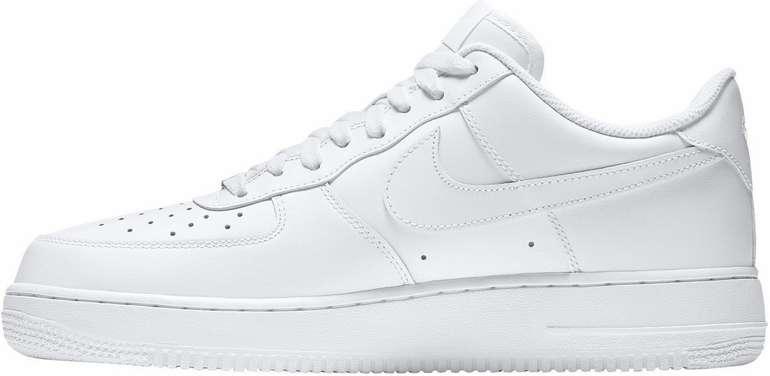 Nike Air Force 1 07 Damen Sneaker in Weiß für 66,90€ inkl. Versand (statt 90€)