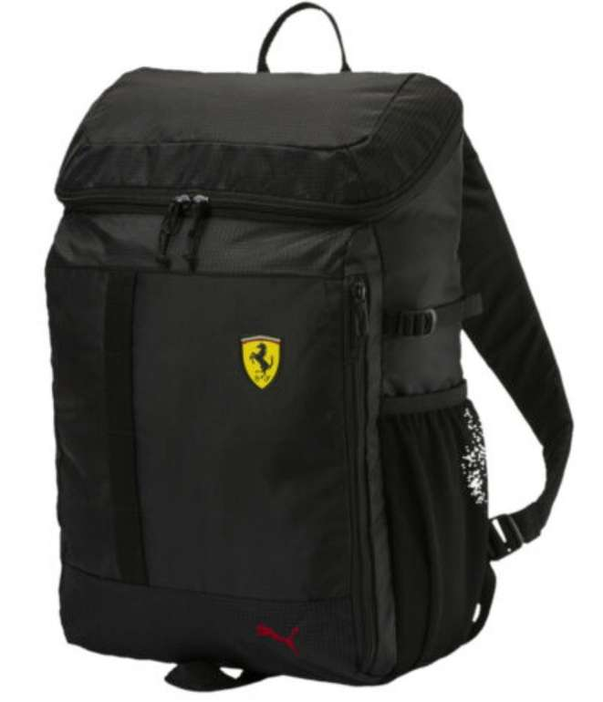 Puma Ferrari Fan Unisex Rucksack für 31,15€ inkl. Versand (statt 41€)