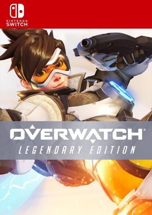 Overwatch - Legendary Edition (Nintendo Switch) für 22,79€ (Vorbestellung)