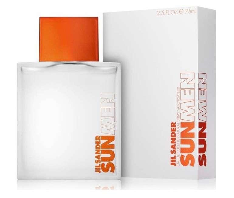 200ml Jil Sander Sun for Men - Eau de Toilette für 22,50€ inkl. Versand (statt 32€)