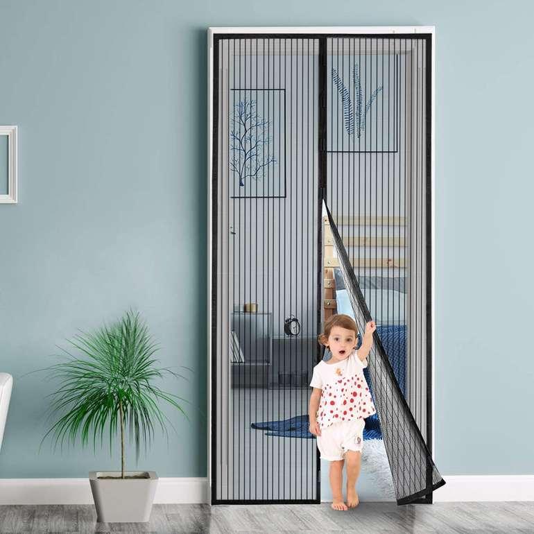 Hengda Magnet Fliegengitter Türen reduziert, z.B. 120 x 240 cm für 10,49€