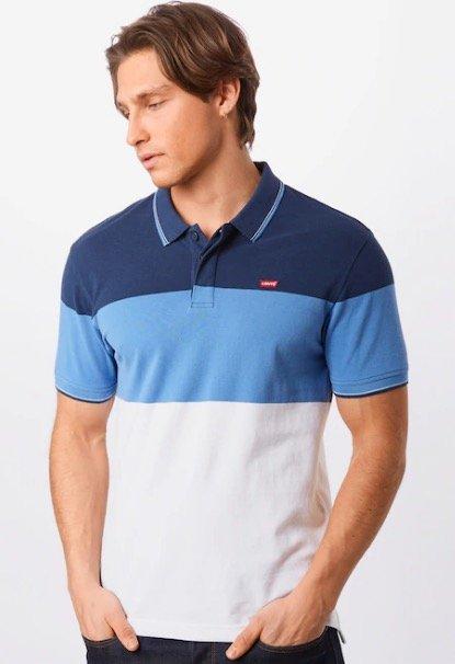 Levi's Herren Batwing Poloshirt (S, L, XL) für 32,43€ inkl. Versand (statt 38€)