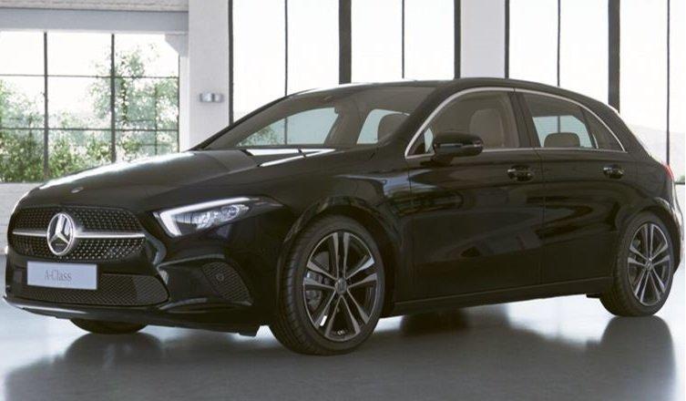 Privat: Mercedes Benz A 180 Edition 19 mit Widescreen Cockpit für 257€ Brutto mtl. Leasen