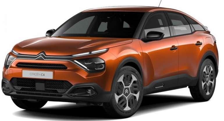 LeasingMarkt Hot Deals - z.B Citroën C4 136 Feel inkl. Fullservice für 89€ (LF: 0.26, Gewerbe)