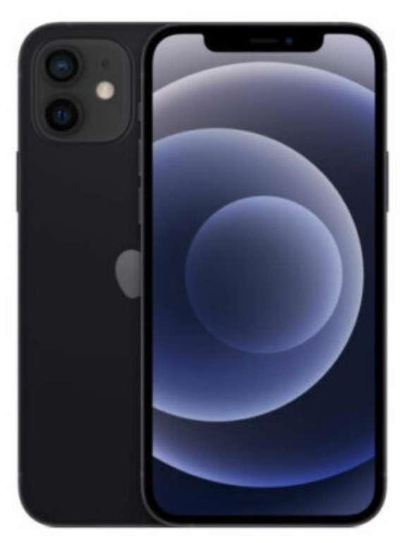 Apple iPhone 12 mit 64GB in schwarz für 769€ inkl. Versand (statt 849€)