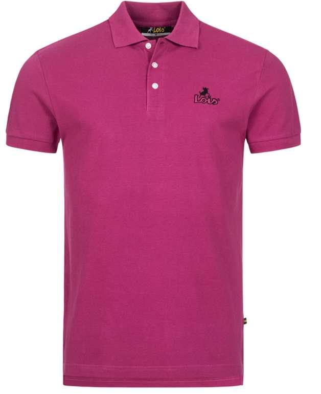Sportspar Mega Preissturz: bis zu -91% Rabatt z.B: Lois Jeans Herren Polo-Shirt für 4,47€ (statt 15€)