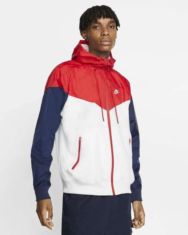 Nike Sportswear Windrunner Herren Jacke für 44,17€ inkl. Versand (statt 50€) - Nike Membership
