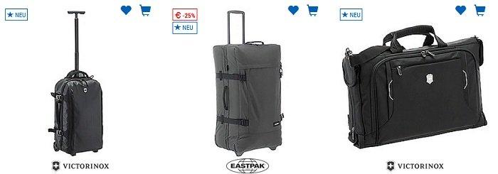 Koffer-Direkt Bis zu 20% Extrarabatt im SSV 2