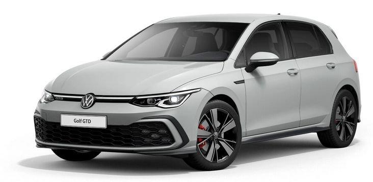 Privat- & Gewerbeleasing: Volkswagen Golf 8 GTD mit 200PS für 169€ brutto mtl. (Grad der Behinderung 50+)