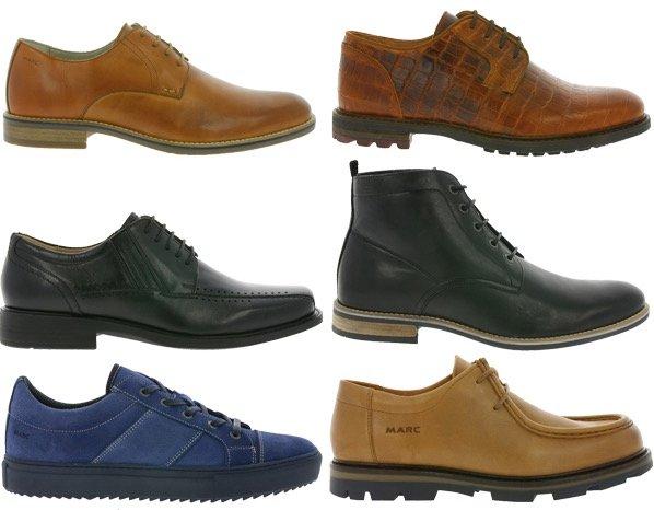 2017 Die Beliebtesten MARC Shoes Louis Schuhe Herren