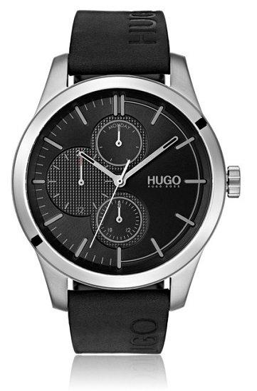 """Hugo 1530082 Herrenuhr """"Discover"""" für 146,28€ inkl. Versand"""