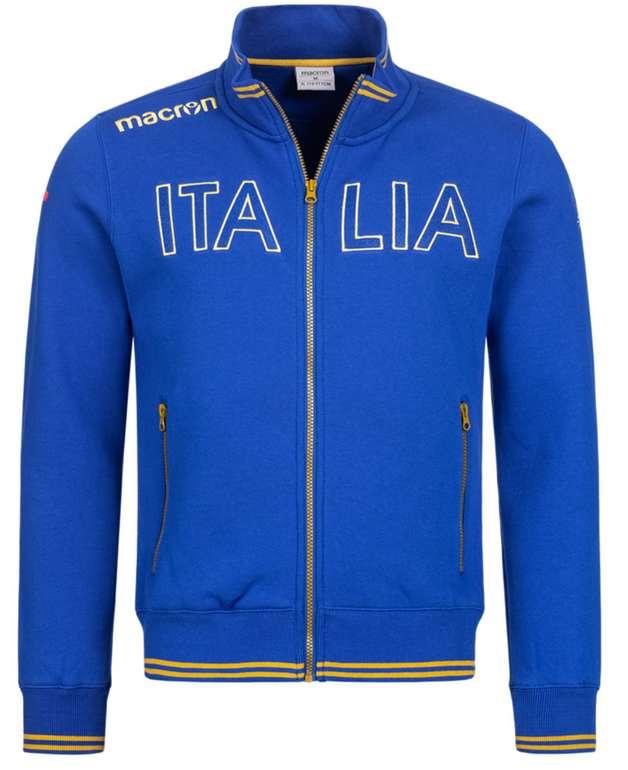 Italien FIR macron Herren Sweatjacke für 20,94€inkl. Versand (statt 45€)