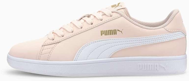 Puma Smash v2 Buck Damen Sneaker für 20,71€ inkl. Versand (statt 50€) - Newsletter Gutschein!