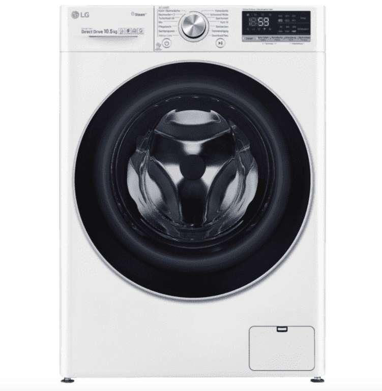 LG F4WV710P1 Serie 7 Waschmaschine (10,5 kg, 1400 U/Min.) für 549€ inkl. Versand (statt 648€)