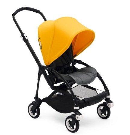 bugaboo Kinderwagen Bee 5 complete Yellow für 539,99€ inkl. VSK (statt 644€)