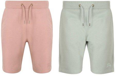 Tokyo Laundry Falcon Herren Fleece Jogger Shorts für 15,94€ inkl. Versand