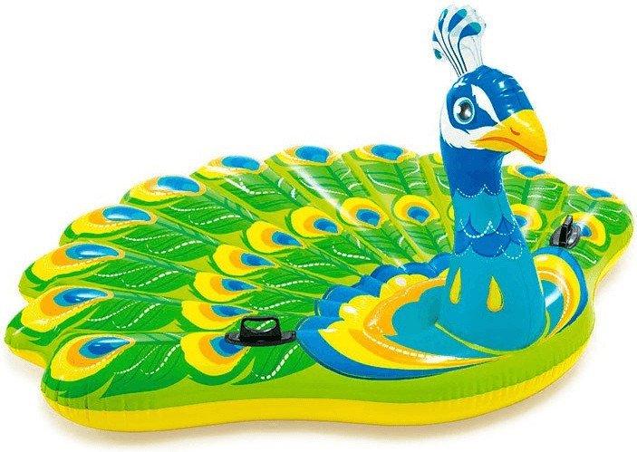 Intex 57250 Peacock Island (193 x 163) für 18,89€ (statt 22€)