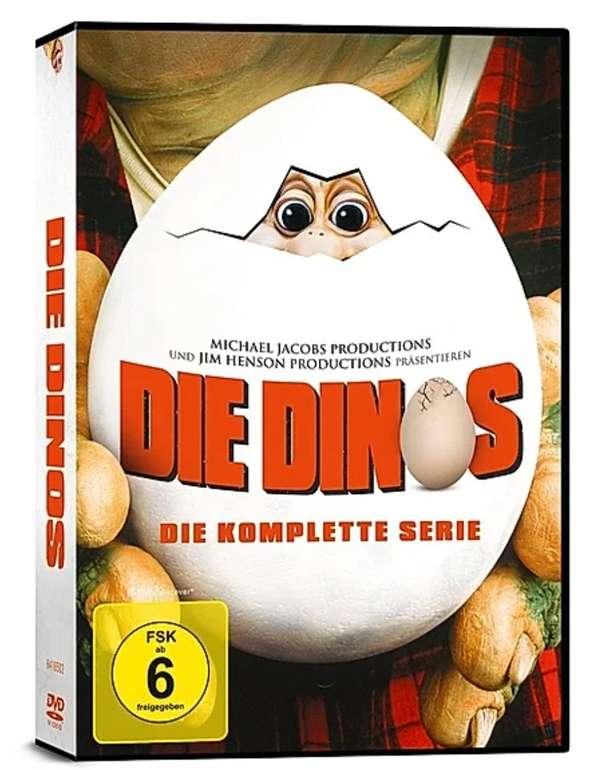 Die Dinos - Die komplette Serie (DVDs) für 14,99€ inkl. Versand (statt 19€) - Newsletter!
