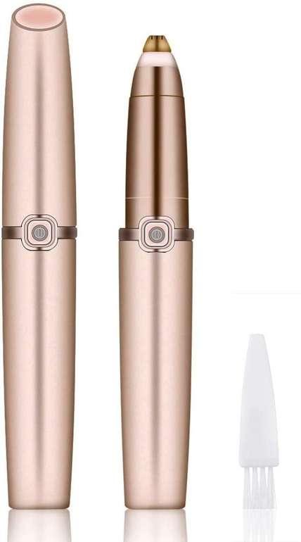 Charminer elektrischer Augenbrauen Rasierer mit LED Licht für 6,99€ inkl. Prime Versand